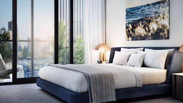 peninsular residences gold coast beach apartments bedroom