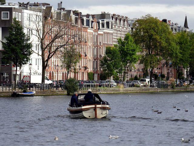 De Wittenkade and Kattensloot in Amsterdam West