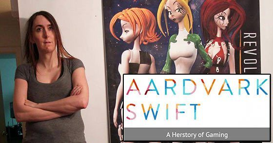 A Herstory of Gaming  Did just Joey Relton put Brianna Wu among female video game pioneers?