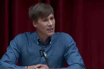 Listen To Dustin Lance Black's Passionate Speech On Gay Rights