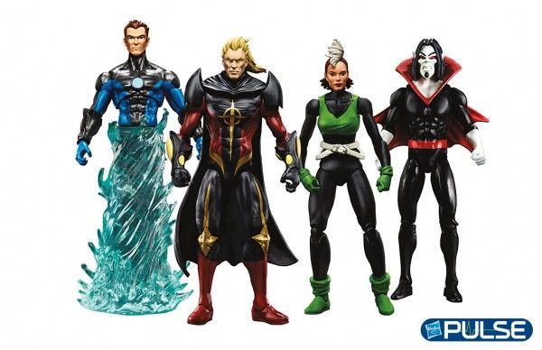 ToyzMag.com » Marvel Legends 10cm : Quasar enfin dévoilé