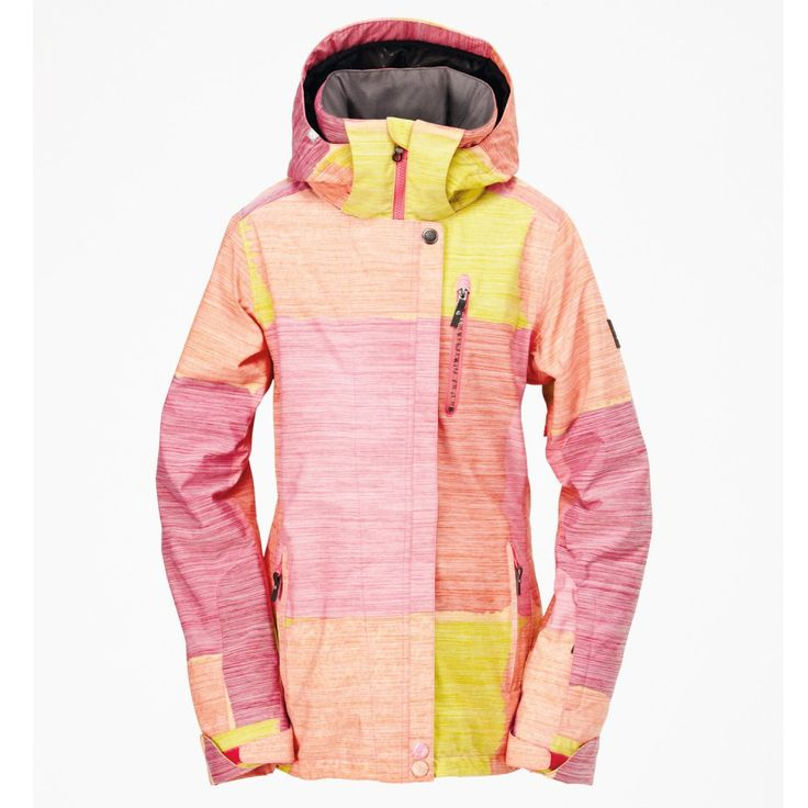 $225 Roxy Redwood Insulated Snowboard Jacket 15K/15K - 120 Best Incredible Snowboarding Gear! Images On Pinterest