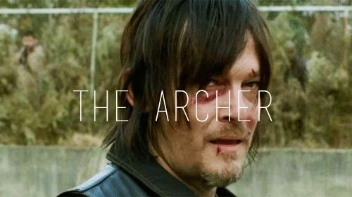 The Walking Dead Season 4 Finale. Daryl. The Archer.