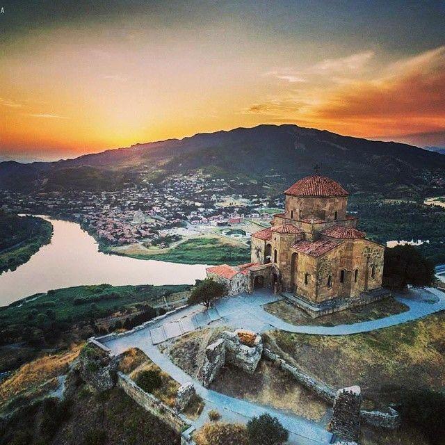#georgia #sakartvelo  #грузия#mtskheta  #мцхета #jvari #monastery