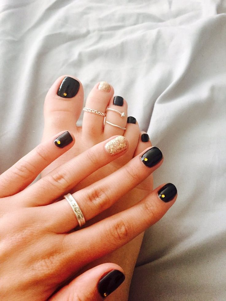Gel Manicure and matching pedicure : ) | Yelp