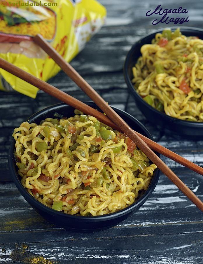 31 Maggi Noodles Recipes In 2020 Maggi Recipes Food Recipes