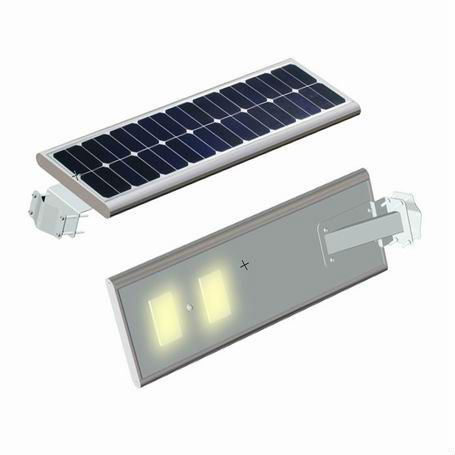 8W~40W all in one integrated solar led street light $80~$200