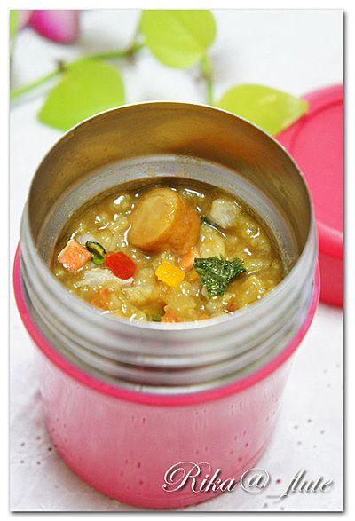 スープジャーを使ったお弁当レシピ7選|CAFY [カフィ]