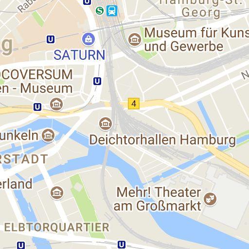Stadtrundfahrt Hamburg - Tickets hier