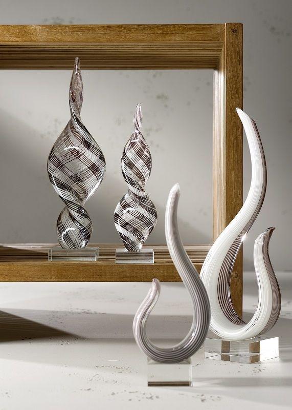 Leonardo Volta Sculpture: Prachtige blikvangers voor je interieur. #wonen #decoratie #interieur