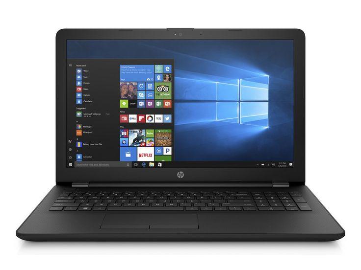 HP Notebook 15-BS040NS, un portátil asequible dispuesto para todo