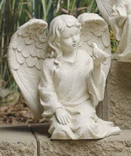 43 best garden garden sculptures statues images on pinterest. Black Bedroom Furniture Sets. Home Design Ideas