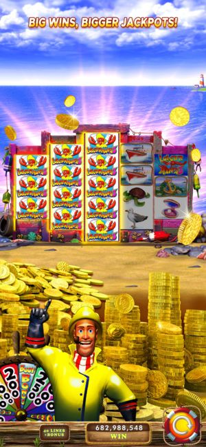 DoubleDown Casino Slots Games on the App Store ...