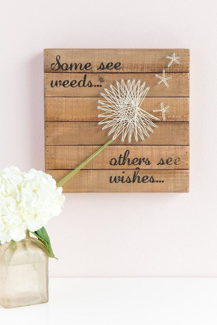 Wishes String Art Wall Décor |                                              francesca's