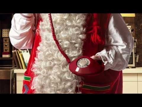 Vrai Père Noël appelle - l'appel du Papa Noël