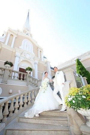 静岡県の「アスプリドナチュール教会」♡教会での結婚式おしゃれまとめ♡ウェディング・ブライダルの参考に♡