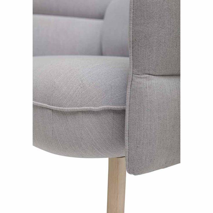 Die besten 25+ Sessel grau Ideen auf Pinterest Sessel, Vintage - podest mit sessel
