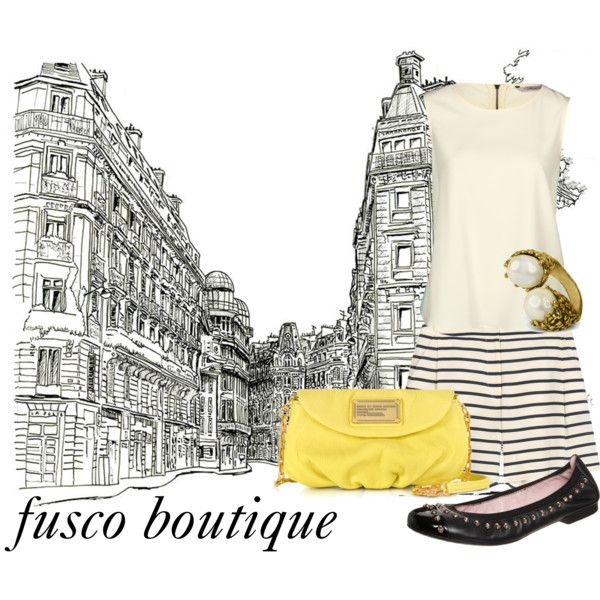 """""""outfit"""" by fabriziafuscoboutique on Polyvore"""