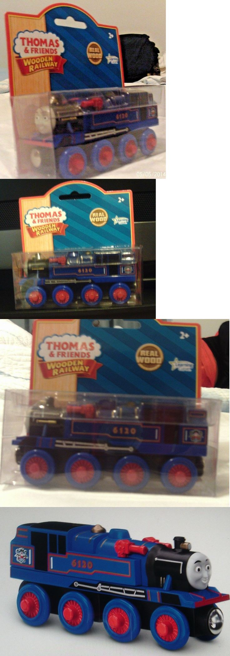 Other Thomas Games and Toys 22721: Thomas And Friends Wooden Railway Belle Lc98127 Brand New -> BUY IT NOW ONLY: $42 on eBay!
