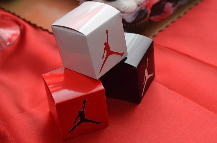 Air Jordan super 16 party favors
