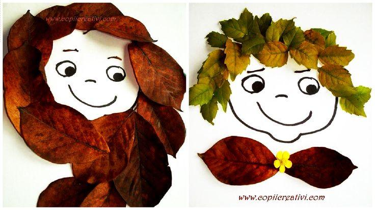 Lavoretti creativi per l'autunno