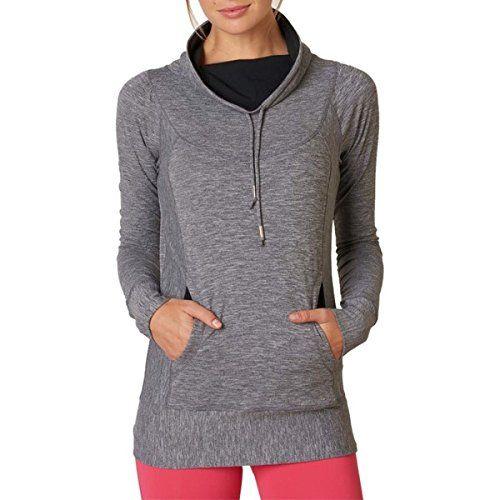 (プラーナ) Prana レディース トップス トレーナー Ember Sweatshirt 並行輸入品  新品【取り寄せ商品のため、お届けまでに2週間前後かかります。】 カラー:Black カラー:ブラック