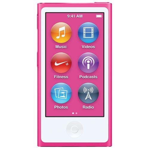 Apple iPod nano 7th Generation 16GB - Pink