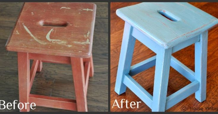 I finally finished a small scale furniture refinishing project, and I am excited to share it with you.  I had been looking for a child size...