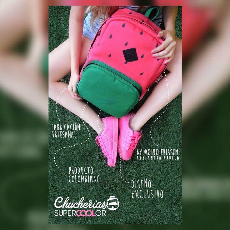 Morrales llenos de diseño,  exclusividad,  estilo y actitud,  sólo aquí en #chucheriascm Cra 34 # 51 - 48 cabecera.  Los esperamos.