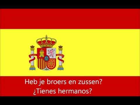 Spaans Leren: 150 Spaanse Zinnen Voor Beginners - YouTube