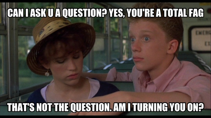 The Donger Sixteen Candles Quotes. QuotesGram