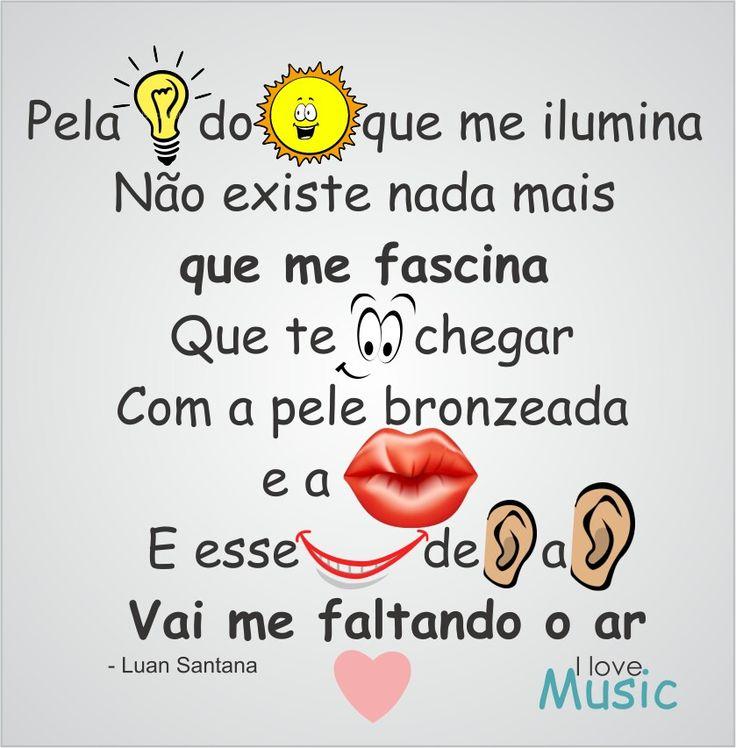 Cantada|Luan Santana
