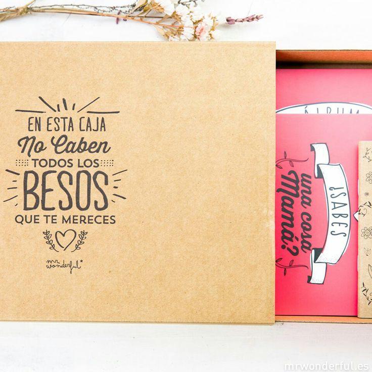 En esta caja...