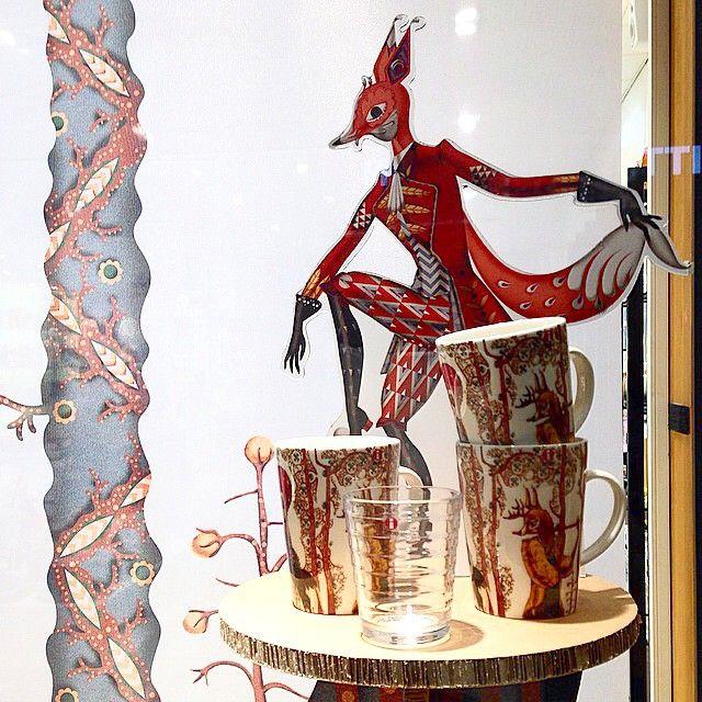 «Tanssi at Iso Omena Iittala showroom in Finland