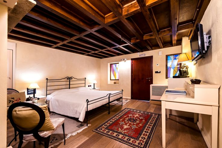 Mythos Suite. Cozy and sophisticated, yet warm and elegant. #Avalon #boutique #Hotel #Rhodes #Greece