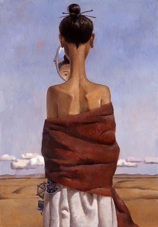 Diptyque's Crossing....: Peinture contemporaine russe