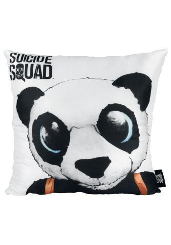 "Cuscino decorativo ""Panda"" di #SuicideSquad."