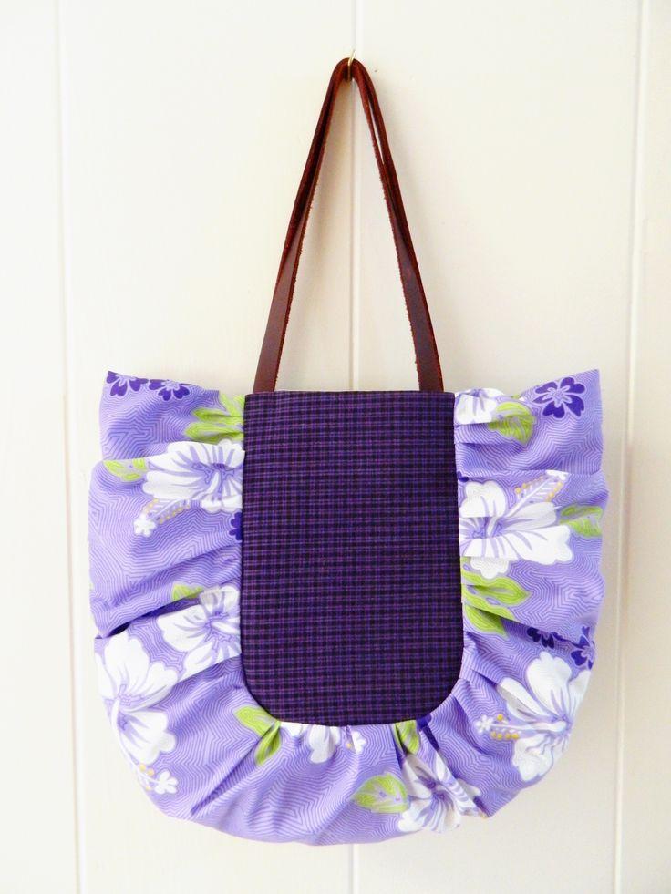 ruffled bag | Ning Bags