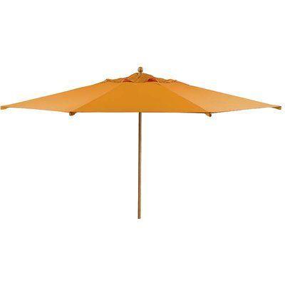 Tropitone Portofino 10.5' Market Umbrella Fabric: Mia II, Frame Finish: Mocha, Opening Mechanism: Manual