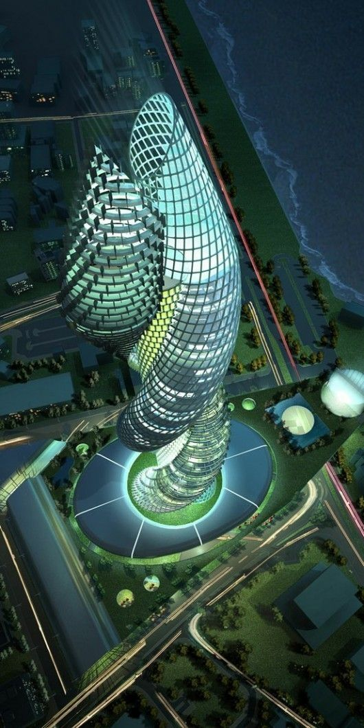 Stunning 39 Incredibly Outstanding Futuristic Architecture Design http://homiku.com/index.php/2018/02/28/39-incredibly-outstanding-futuristic-architecture-design/ #futuristicarchitecture