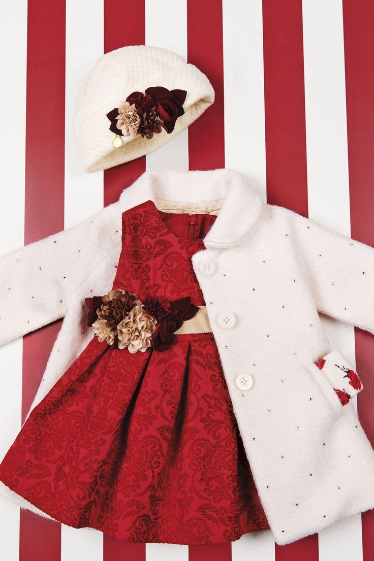 Monnalisa Bebé Fall Winter 2015 #Monnalisa #childrenswear #fashionkids #fw15 #newcollection #bebé