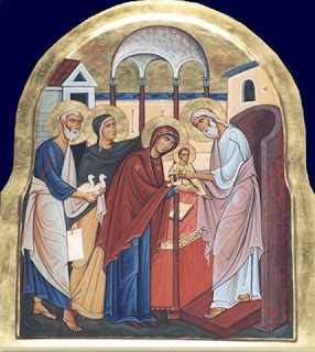 Candlemas (Presentation of Jesus in the Temple) Link-Up (February 2)
