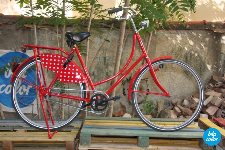 City bike by BițaColor