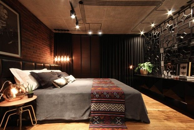 Gallasch Studio - Quarto/ Loft - Casa Vogue