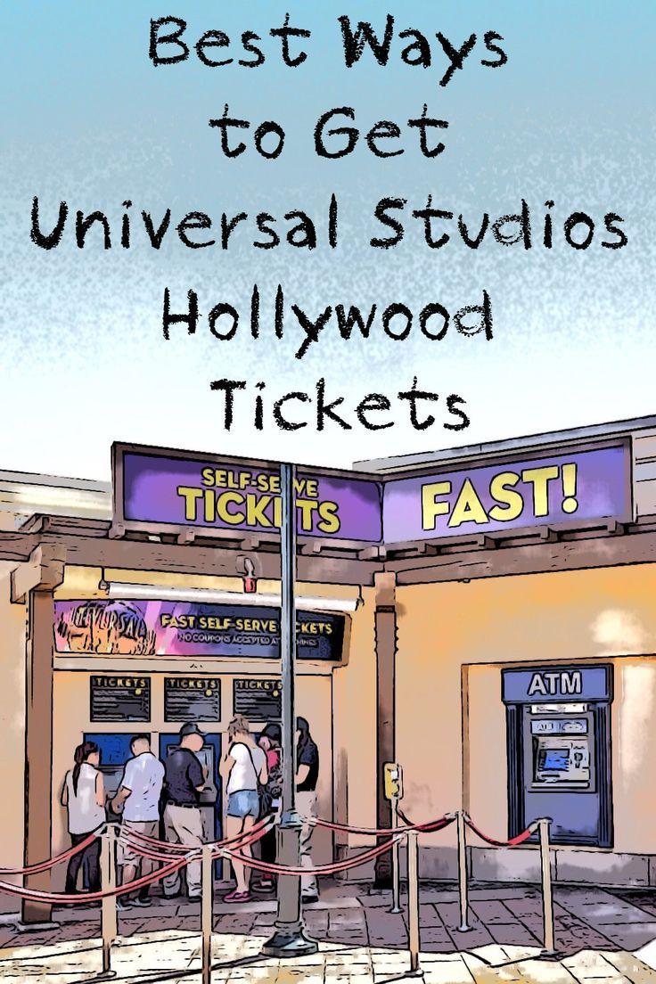 universal studios hollywood tickets los angeles travel universal rh pinterest com