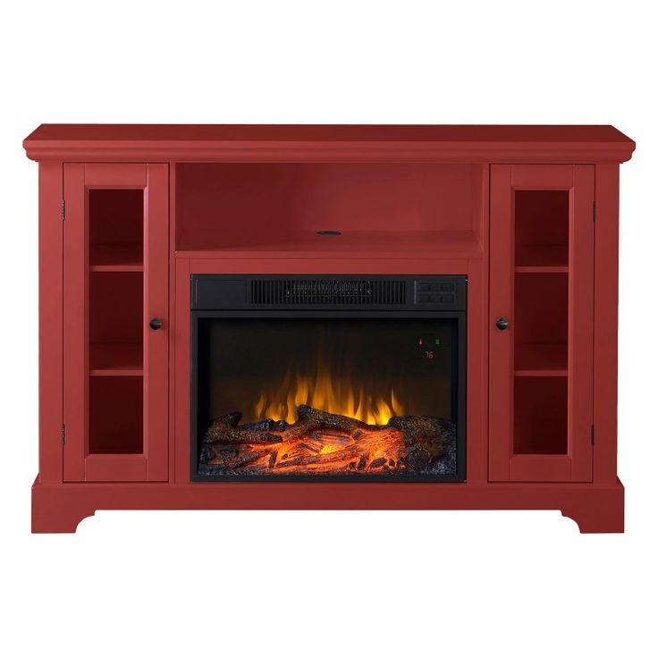 Flamelux Queenston 51 in. Electric Media Fireplace - Z2QUEENSTO