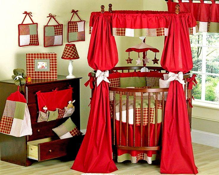 Mejores 40 imágenes de The Beautiful and Unique Round Baby Cribs en ...