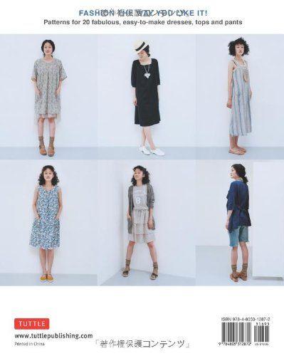 Feliz Homemade: Coser Chic: 20 diseños simples todos los días: Amazon.es: Yoshiko Tsukiori: Libros en idiomas Extranjeros