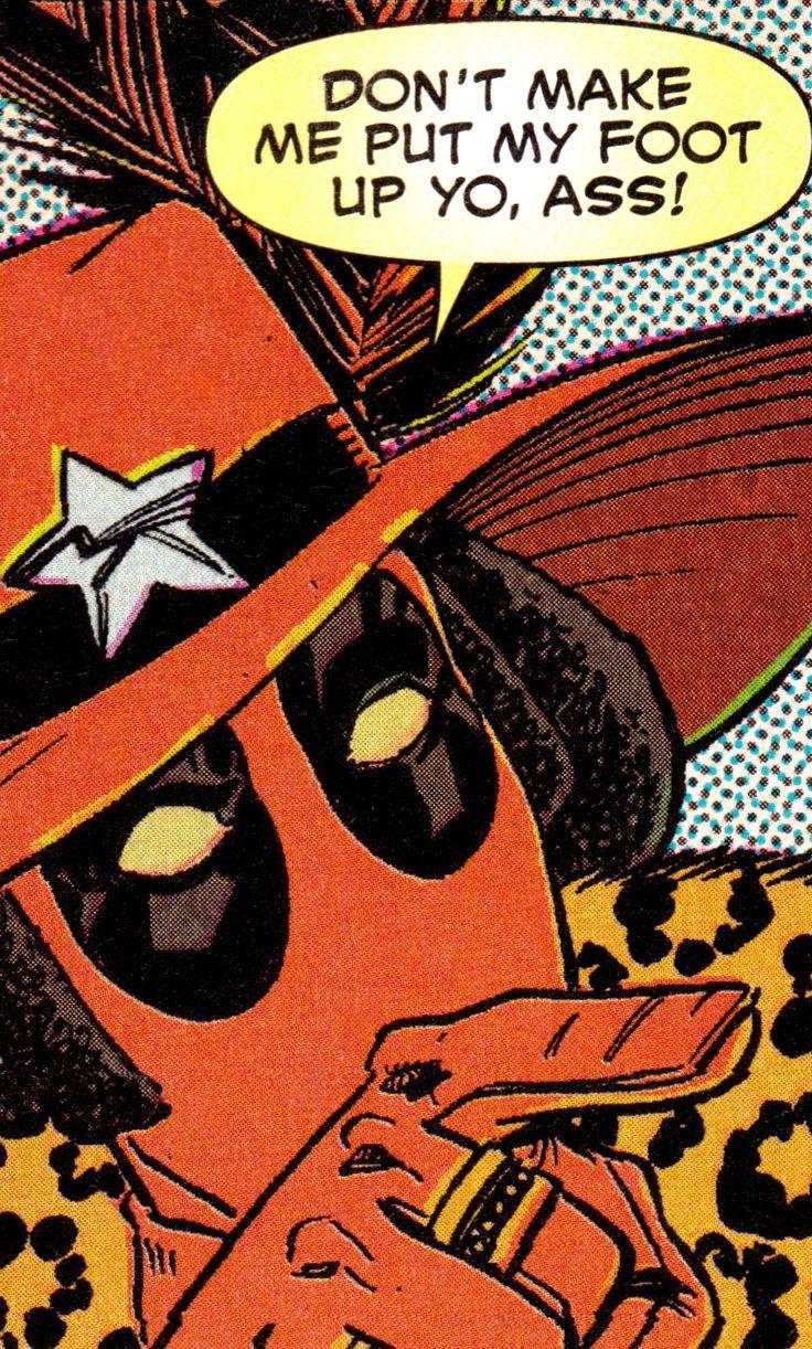 Deadpool #13 Art by Scott Koblish & Val Staples Words by Gerry Duggan & Brian Posehn