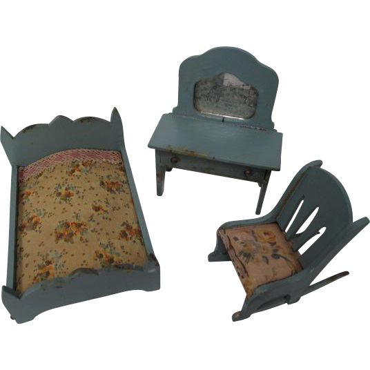 499 best 1920 30s dollhouse furniture images on Pinterest